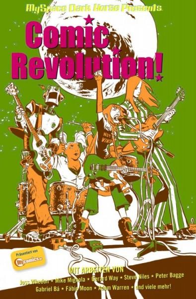Comic Revolution 1