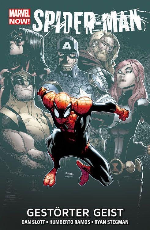 Marvel Now!: Spider-Man 2