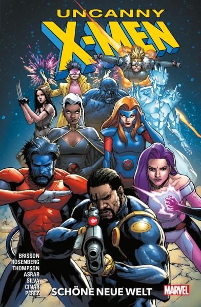 Uncanny X-Men 1 - Schöne neue Welt