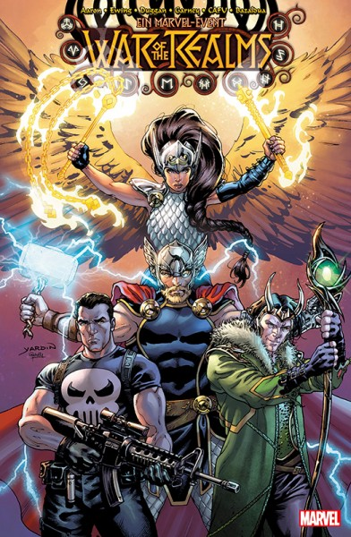 War of the Realms 5 Variant