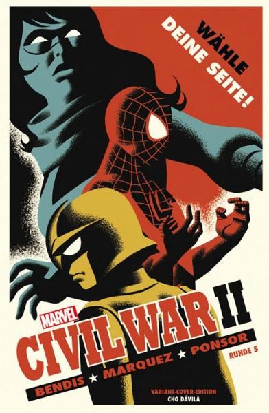 Civil War II Band 6 Variant