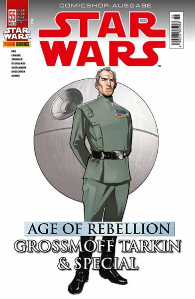Star Wars 55: Age of Rebellion - Tarkin & Special - Comicshop Ausgabe