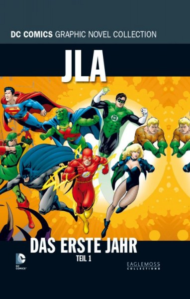 Eaglemoss DC-Collection 10: Justice League - Das erste Jahr 1