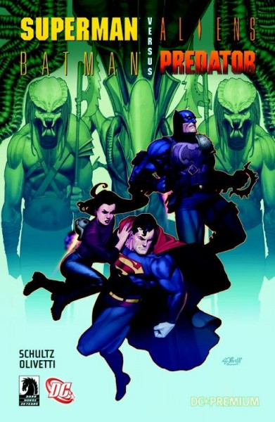 DC Premium 52: Superman/Batman vs. Aliens/Predator