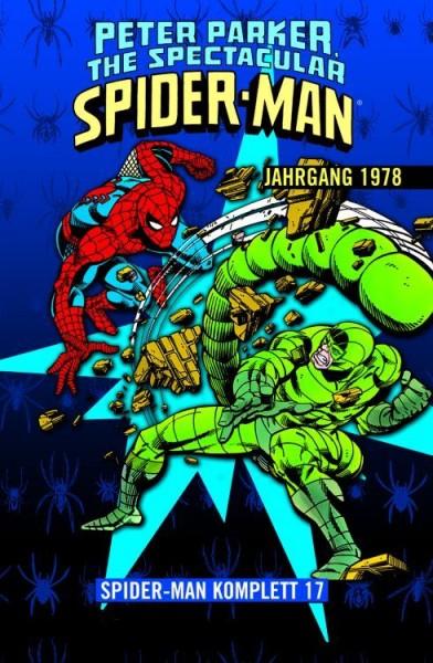 Spider-Man Komplett 17