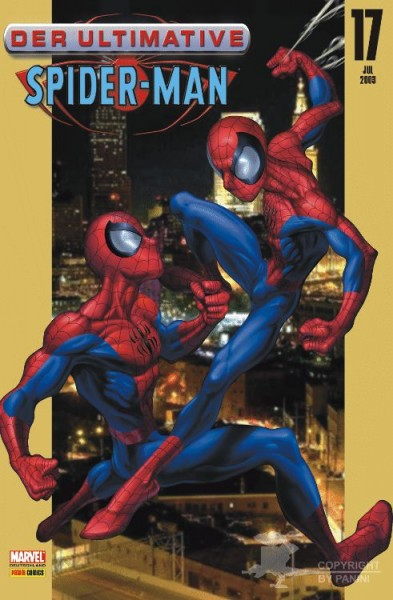 Der ultimative Spider-Man 17