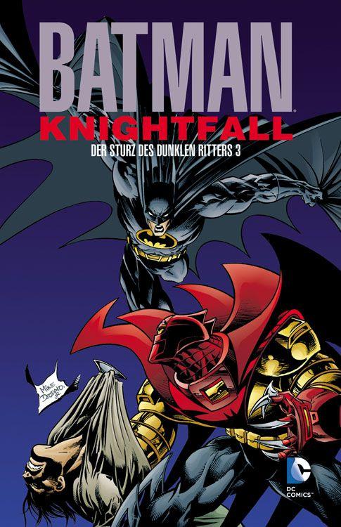 Batman - Knightfall - Der Sturz des...