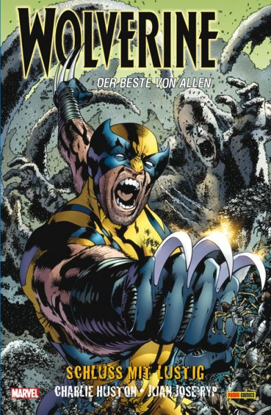 Marvel Maximum 47: Wolverine der Beste von allen 2 - Schluss mit lustig