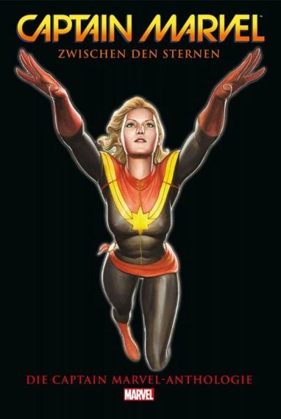 Captain Marvel Anthologie: Zwischen den Sternen Cover