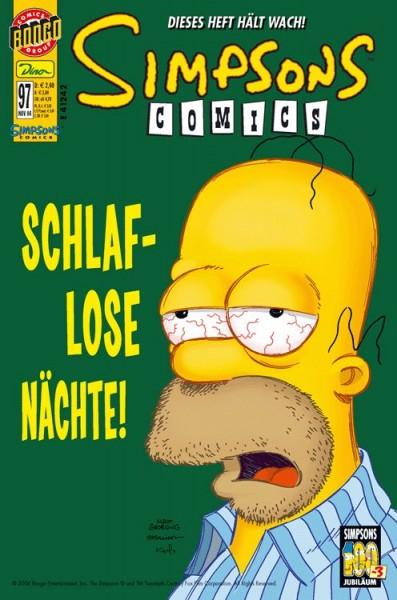 Simpsons Comics 97