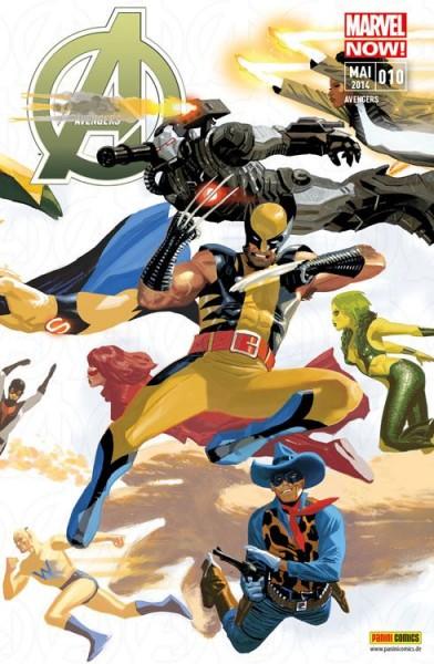 Avengers 10 (2013)