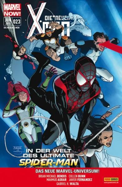 Die neuen X-Men 23