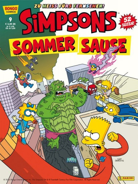 Simpsons Sommer Sause 9