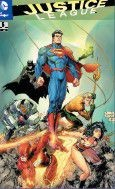 Justice League 5 Variant - Comic Action 2012