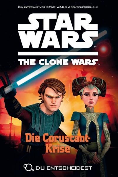 Star Wars: The Clone Wars - Du entscheidest 4: Die Coruscant-Krise