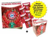 FC Bayern München - Offizielle Sticker- und Cards-Kollektion 2019/20 - Megabundle