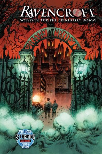 Ravencroft Cover
