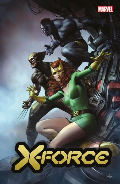 X-Force 1: Im Geheimdienst Krakoas Variant Cover