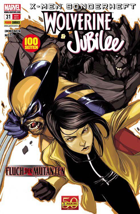 X-Men Sonderheft 31: Wolverine & Jubilee