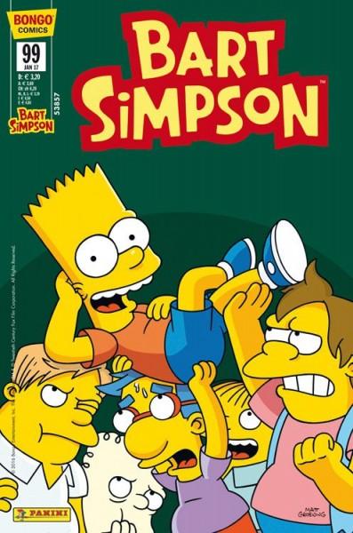Bart Simpson Comics 99