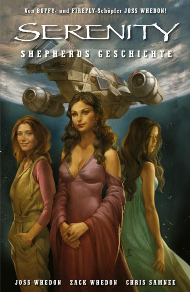 Serenity 3: Shepherds Geschichte