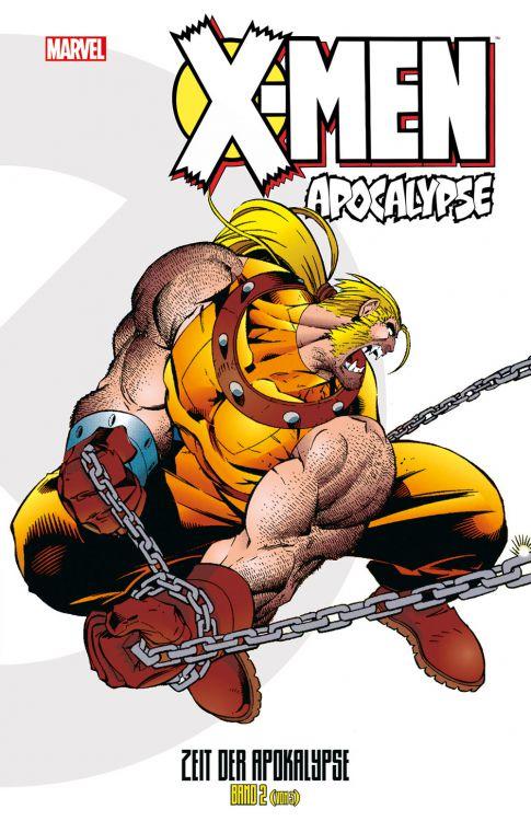 X-Men - Apocalypse: Zeit der...