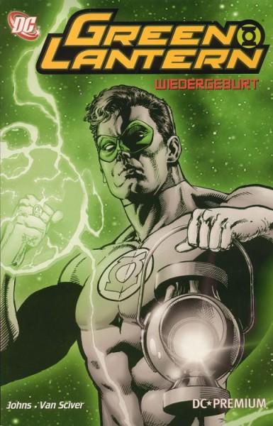 DC Premium 39: Green Lantern - Wiedergeburt