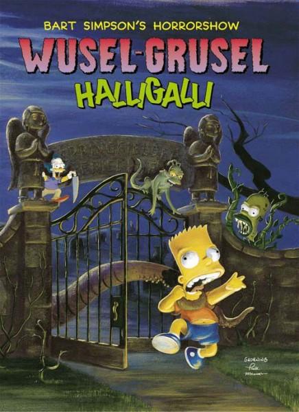 Bart Simpsons Horrorshow 1: Wusel-Grusel Halligalli