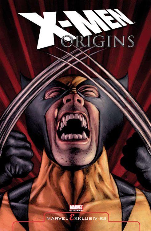 Marvel Exklusiv 83: X-Men Origins