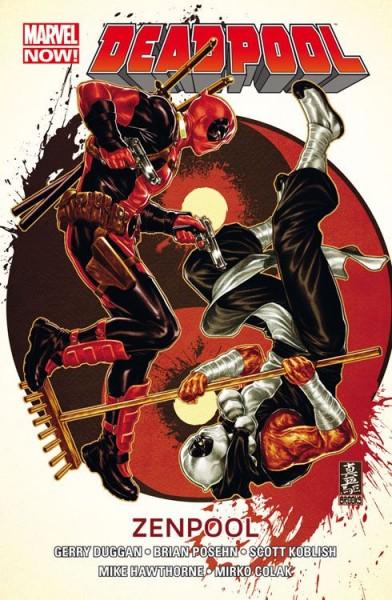 Marvel Now!: Deadpool 7