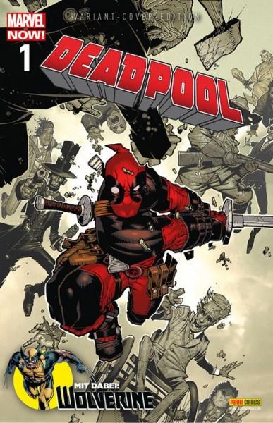 Wolverine/Deadpool 1 Variant