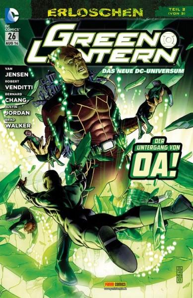Green Lantern 26