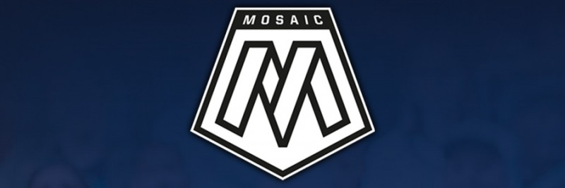 NBA Mosaic Trading Cards - Banner