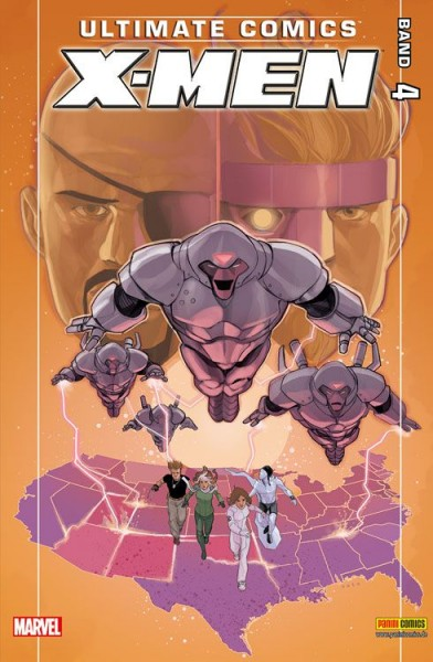 Ultimate Comics: X-Men 4 Variant - Comic Action 2013