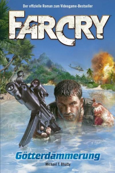 Farcry - Roman zum Game