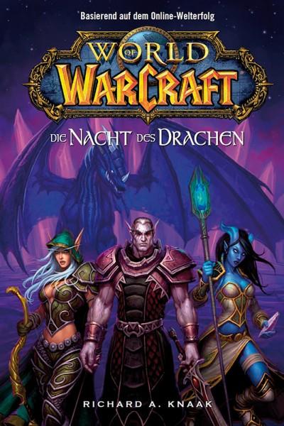 World of Warcraft: Die Nacht des Drachen Cover