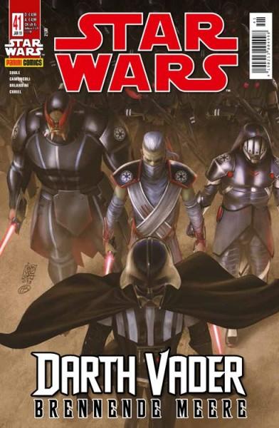 Star Wars 41: Darth Vader - Brennende Meere 3 & 4 (Kiosk-Ausgabe)
