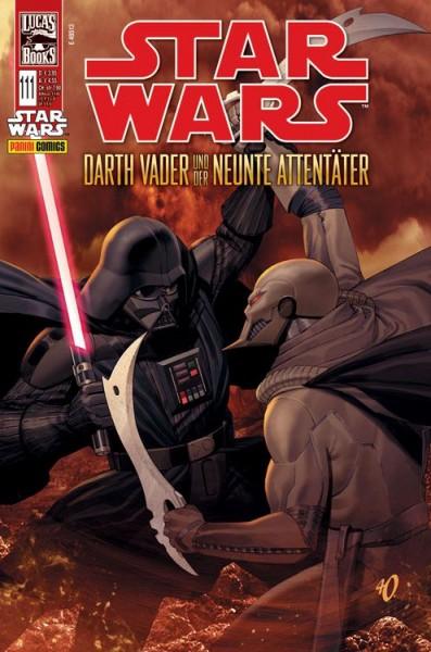 Star Wars 111: Darth Vader und der neunte Attentäter