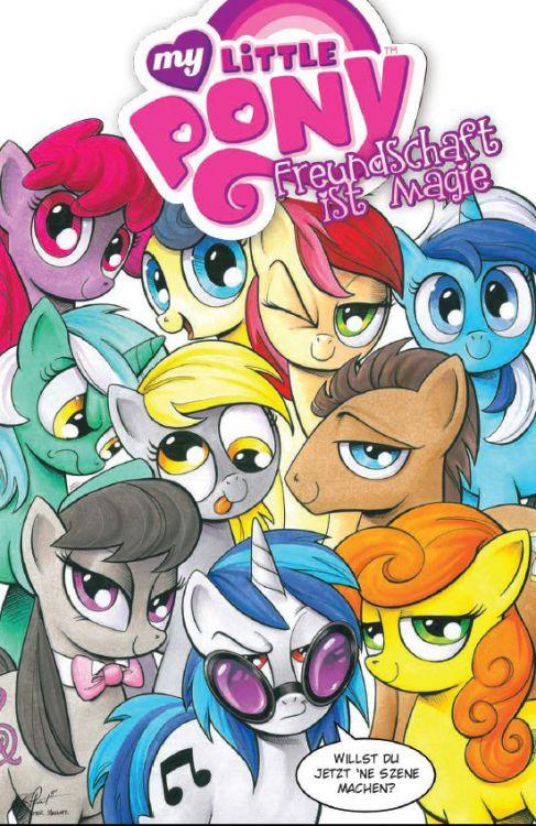 My Little Pony - Freundschaft ist...