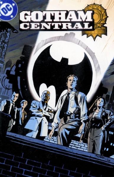 Gotham Central 1