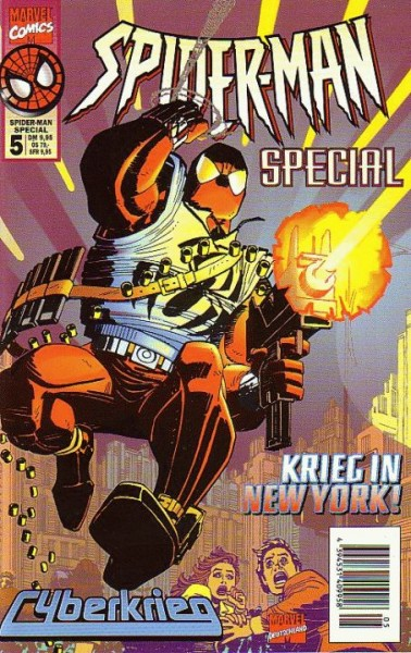 Spider-Man Special 5 - Krieg in New York!