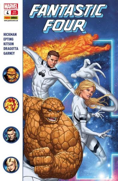FF - Fantastic Four 4