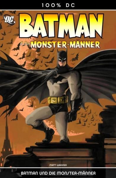 100% DC 5: Batman und die Monster-Männer