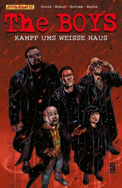 The Boys 12: Kampf ums weisse Haus