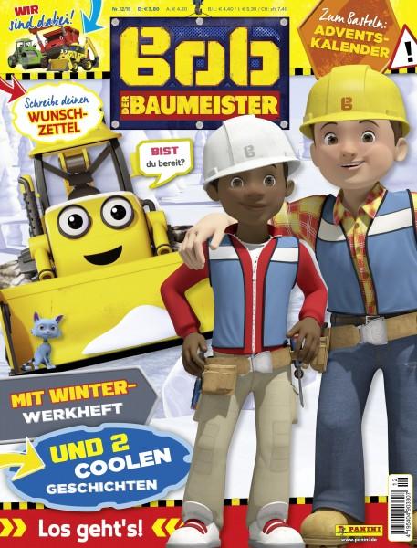 Bob der Baumeister Magazin 12/19