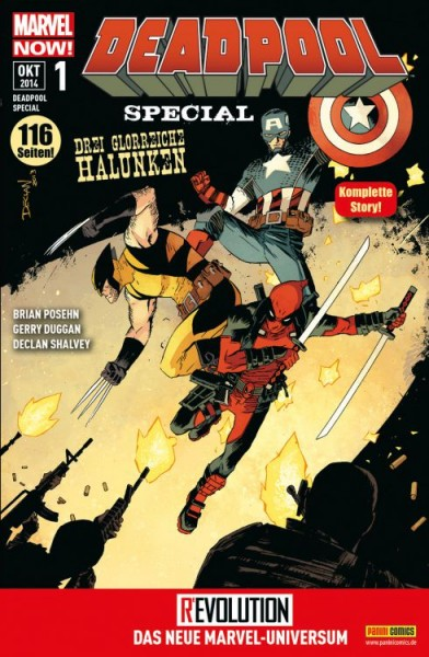 Deadpool Special 1