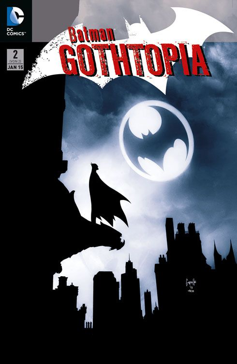 Batman: Gothtopia 2 Variant
