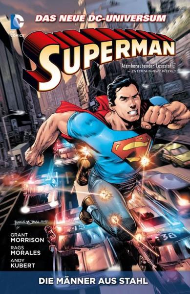 Superman 1: Superman und die Männer aus Stahl