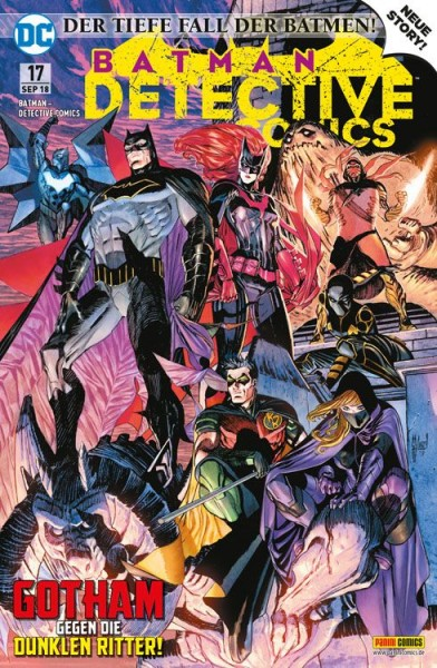 Batman: Detective Comics 17