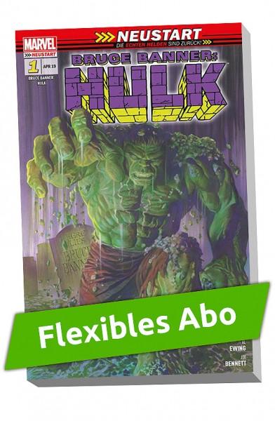 Flexibles Abo - Bruce Banner - Hulk